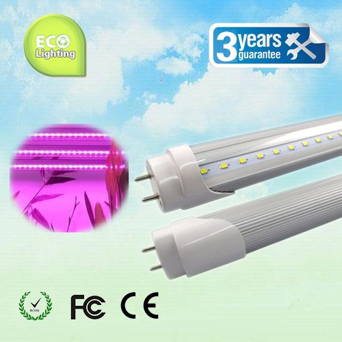 600mm T8 LED tube grow light 6w 2ft red:blue 7:1 5:1 3:1 620nm~630nm 460nm~470nm led lamps for plants fruits vegetable flowers<br><br>Aliexpress