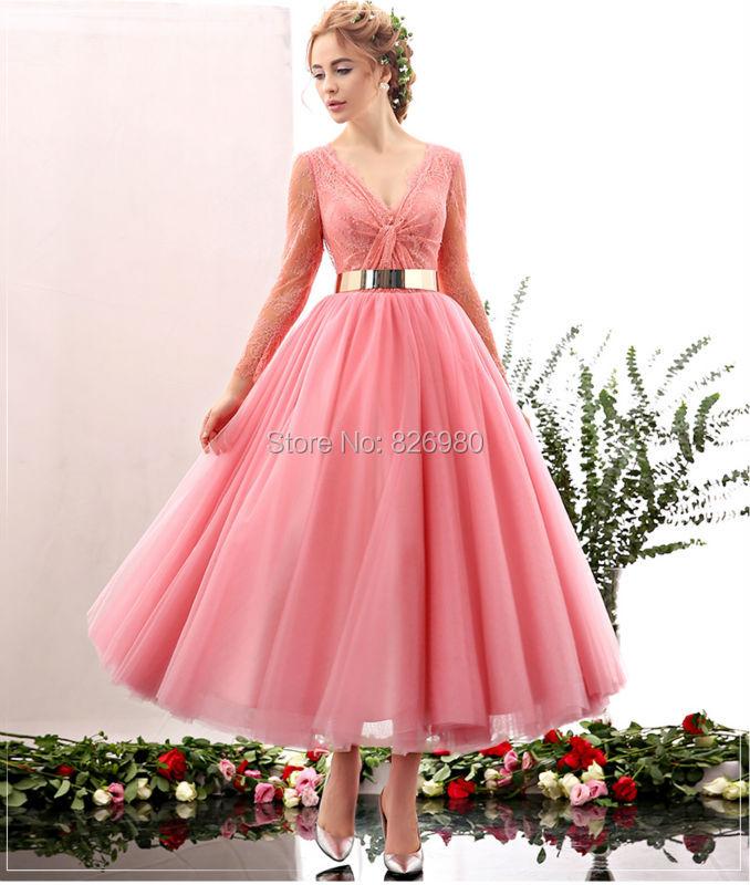 Popular Semi Formal Vintage Dress-Buy Cheap Semi Formal Vintage ...
