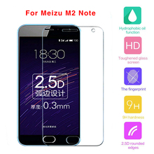Meizu M2 Note Tempered Glass, Premium Tempered Glass Screen Protector Film 0.3mm 2.5D (For Meizu M2 Note 5.5inch) Free shipping