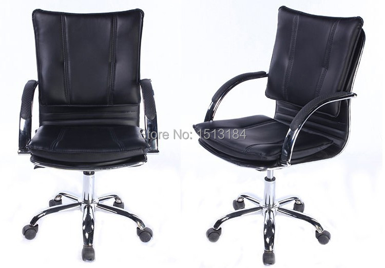 comfortable leather office chair swviel leisure chair nice