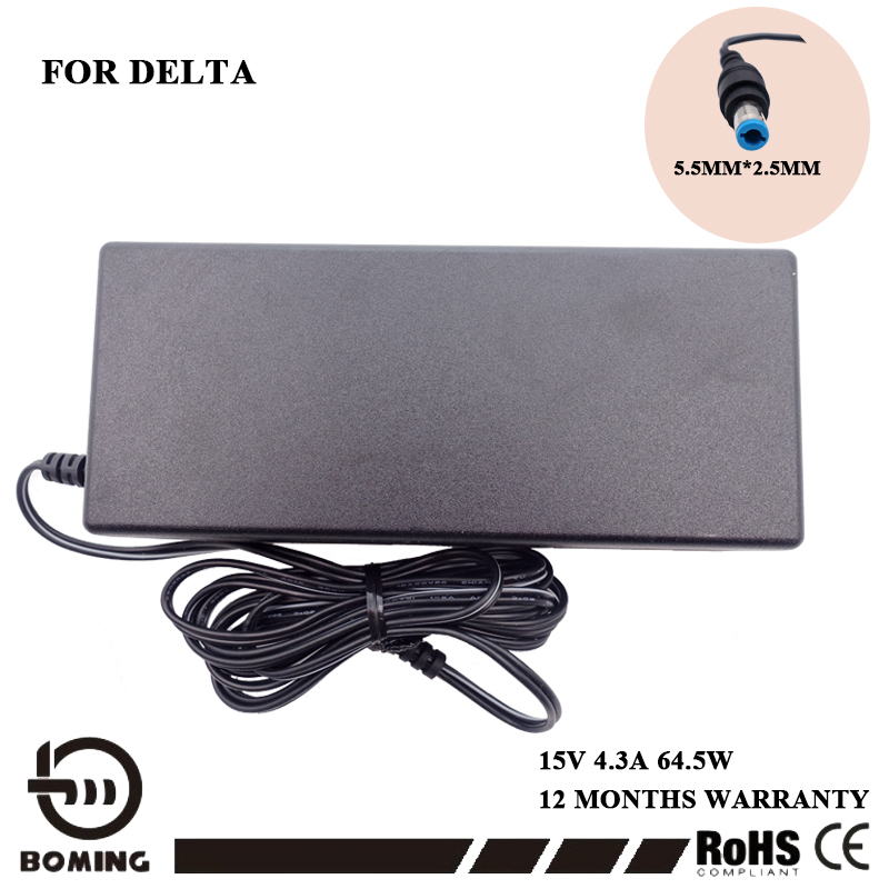 Laptop Adapter Switching Power Supply Adapter For Delta DC Plug 5.5*2.5mm Power Adaptor 15v Music Speaker Power Adaptor Best Buy(China (Mainland))