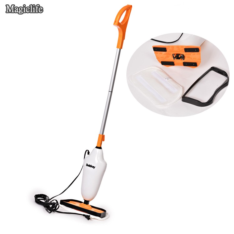 Magiclife Metal Steel Plastic Flat Mop 1500w Mops Floor Cleaning,House Cleaning,Easy Floor Mop Cleaning Machine Equipment(China (Mainland))