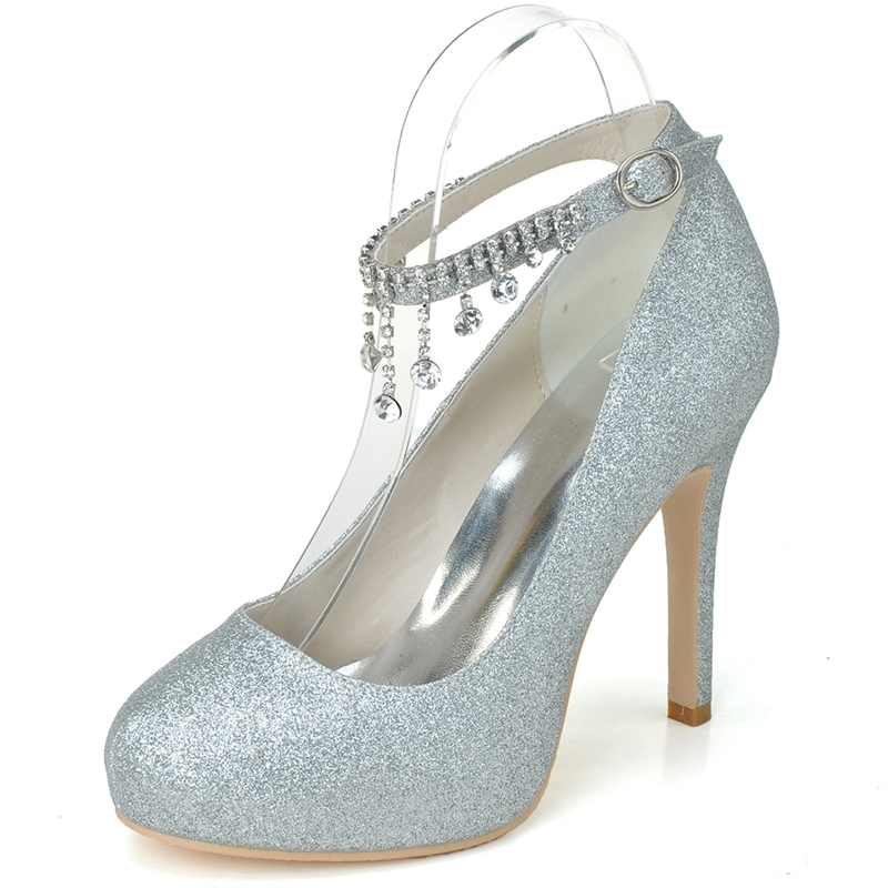 Popular Silver Homecoming Shoes-Buy Cheap Silver Homecoming Shoes ...