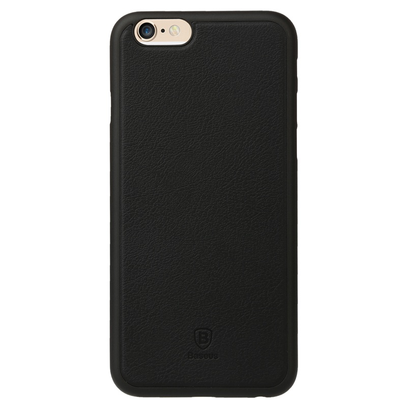Phone Cases Bag for iPhone 6s / 6 4.7-inch BASEUS Comfy Series Slim PU Leather Coated Hard Shell Cover for iPhone 6s 6