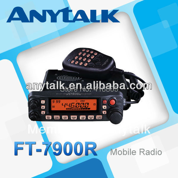 Yaes 100% FT-7900R dual band mobile radio(China (Mainland))