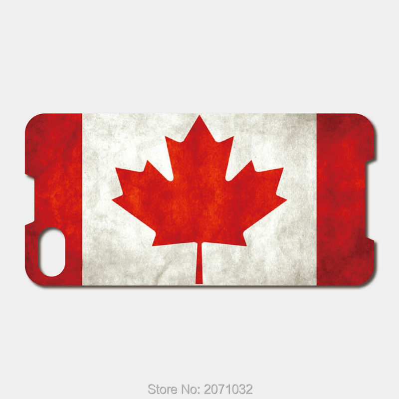 For BlackBerry Z30 Z10 Q20 Q10 Q5 For iPhone 6 Plus 5S For Huawei P8 Lite For Sony Xperia Z5 For LG L70 Canada Flag Phone cases(China (Mainland))
