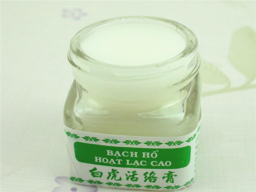 Whitetiger pomada bálsamo para dor de cabeça dor de dente para aliviar a dor remendo dor de estômago massagem de relaxamento artrite essencial óleo C085