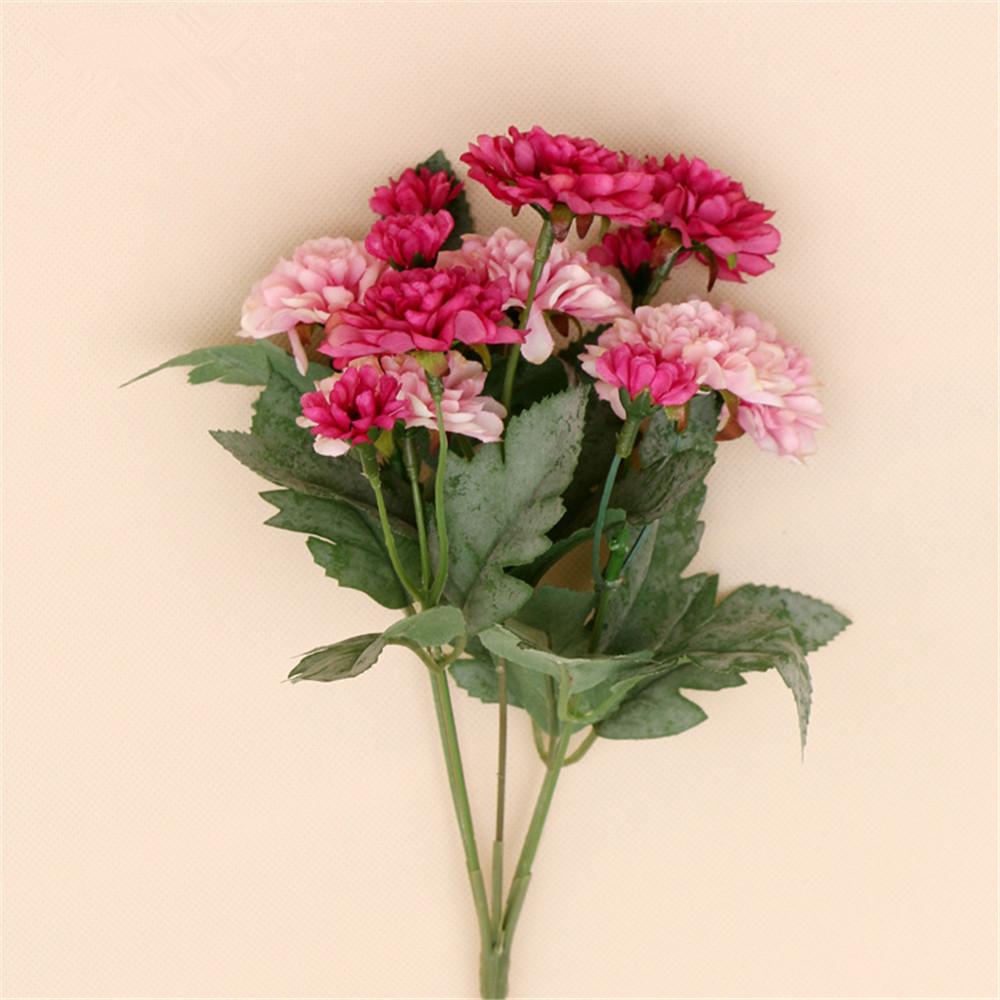 D corations de mariage de marguerite promotion achetez des for Commande bouquet de fleurs pas cher