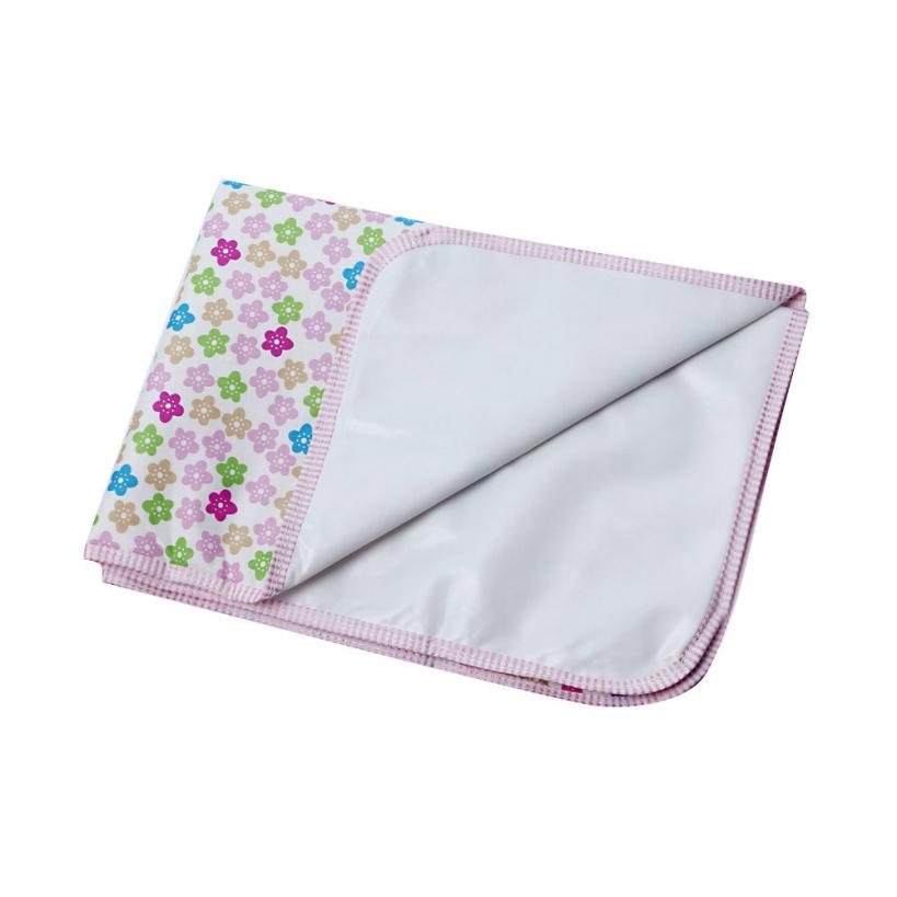 Гаджет  Amazing 50*70cm Newborn Infant Baby Changing Mat Waterproof Mattress Sheet Bedding Baby Diaper Changing Pad None Детские товары