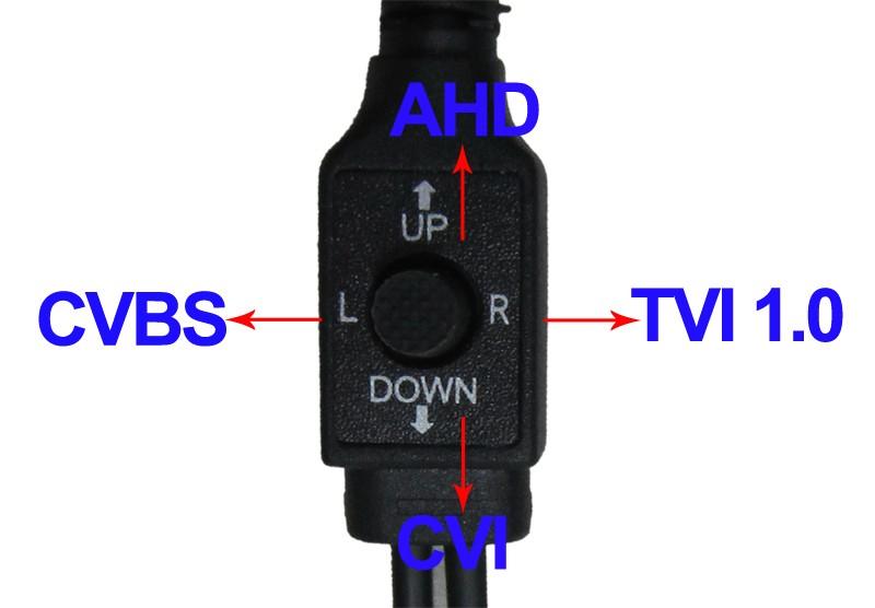 4in1 AHD CVI TVI dome camera imx323 imx290 Sensor 1080P camera security 2.0MP surveillance, SMD LEDs, 3.6mm Lens, CVBS, OSD