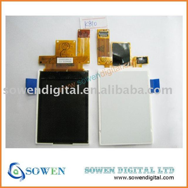 free shipping For Sony Ericsson K810  LCD Best price and wholesale or retail on the aliexpress