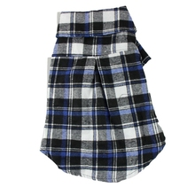 Buy 1PCS Hot Selling Blue Red Color Dog Vest Plaids Grid Checker Shirt Lapel Costume Dog Clothes Camisas Para Perros Size XS~L #555 for $1.28 in AliExpress store
