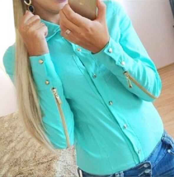 цены на Женские блузки и Рубашки WAQIA Blusas femininas camisas femininas vestidos , в интернет-магазинах