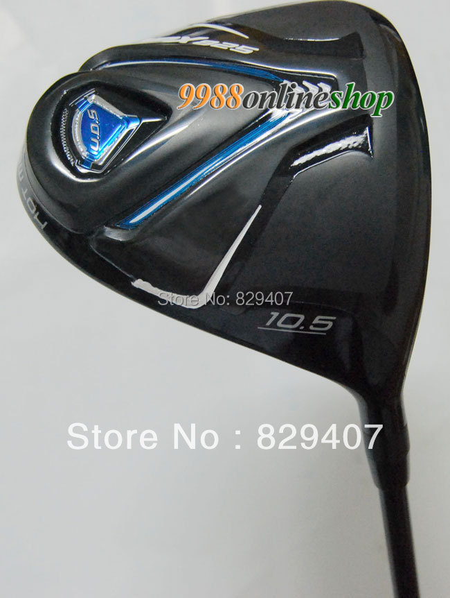 EMS Free Shipping Hot New 2013 golf clubs JPX-825 S.O.N Golf driver 10.5 and 9.5 graphite shaft R/S Club HeadCover(China (Mainland))