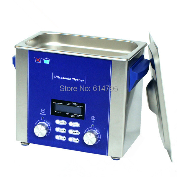 Free basket! ultrasonic cleaner 3L with Degas and Sweep DR-P30(China (Mainland))