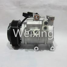 Buy Auto AC compressor Kia K2/Rio Hyundai Hb20/Verna/Solaris/Accent IV 1.4 1.6 2006-2010 977014L000 977011R000 8FK351272111 for $110.00 in AliExpress store