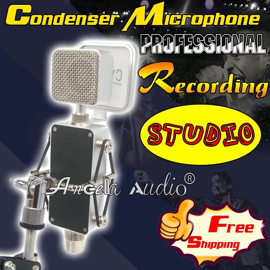 5-Year Warranty LYK700 Studio Recording Condenser Microphone Professional Broadcasting Mic For PC KTV Computer Karaoke Microfone<br><br>Aliexpress