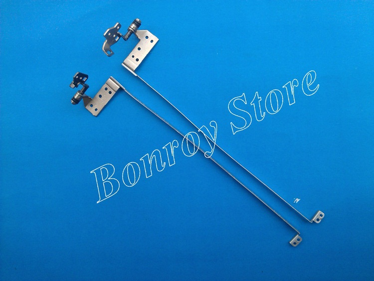 Genuine wholesale Price For HP DV7-7000 DV7-7XXX Notebook Lcd Screen Hinges Kit 100% New (10 pairs/Lot)(China (Mainland))