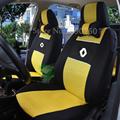 Universal car seat cover for Renault Koleos megan Nuolaguna latitude wind Lang landscape car accessories sticker