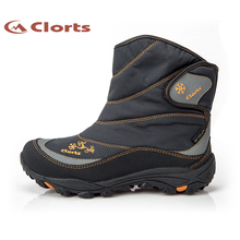 2016 Clorts Women Hiking Boots SNBT-203A/B Waterproof Winter Hiking Shoes Keep Warm Outdoor Shoes for Women(China (Mainland))