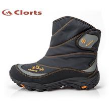 2016 Clorts Women Winter Hiking Boots Waterproof Hiking Shoes Keep Warm Outdoor Shoes for Women SNBT-203A/B