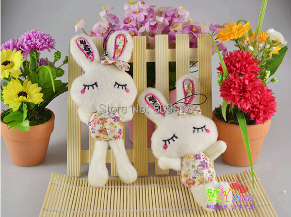 Gift Baby plush doll suffed toy min bag cell phone for kids dolls stuffed toys cartoon animal doll 10pcs/lots PT43(China (Mainland))