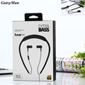 Gutsyman G710 In Ear S Wired Stereo Earphone headset Remote Mic Earphone For IPHONE For Samsung