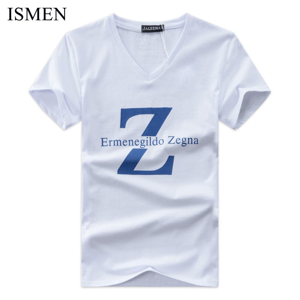 Men's T-Shirts V-Neck Plus Size 4XL 5XL T shirt Men Summer Short Sleeve T Shirts Brand Tee Shirts Man Tshirt Homme Camiseta(China (Mainland))