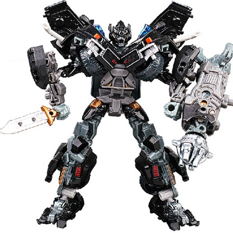Transformation 4 Ironhide Cars Brinquedos Robots Action Figures Classic kids toys for boys juguetes for gifts Toy Original box(China (Mainland))