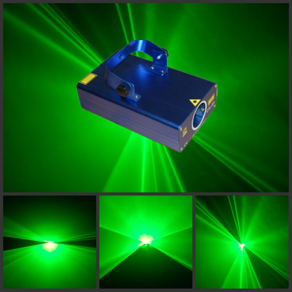 Single 30mW 532nm Green laser lighting-free shipping<br><br>Aliexpress