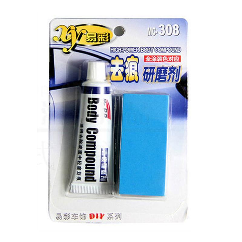 Car Body Compound MC308 Paste Set Scratch Paint Care Auto Polishing&Grinding Compound Paste Car Care New(China (Mainland))