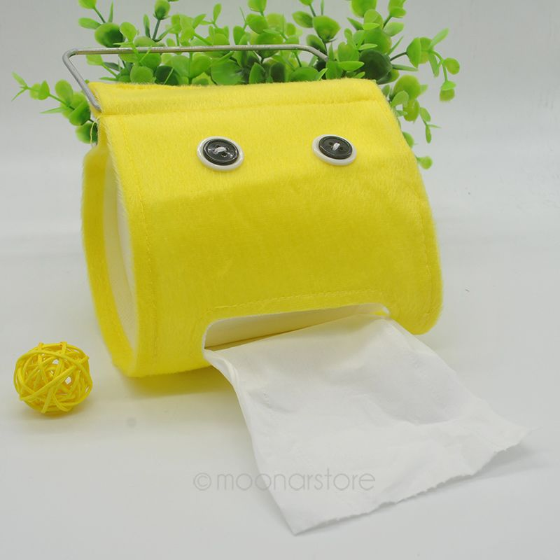 Creative Design Tissue Box Cute Lovely Roll Tissue Paper Case Holder for Home Usage Accessories Free Shipping(China (Mainland))