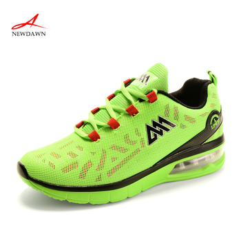Summer style breathable running shoes for men Air sole cushioning sport shoes men sneakers Free shipping