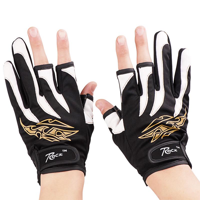 перчатки для спортивной рыбалки