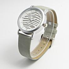 Famosa marca de relojes de lujo en moda mujer mujeres relojes casuales relógio feminino cuero del cuarzo del reloj de pulsera