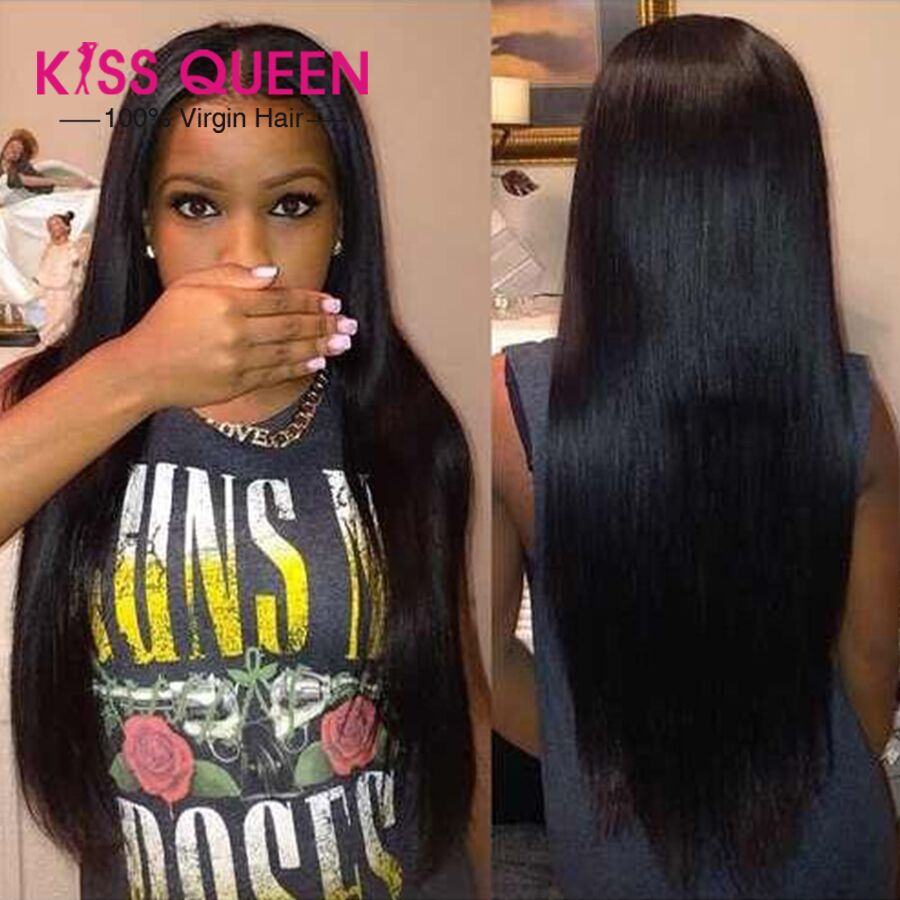 Lace Front Human Hair wigs Full Lace Human Hair Wigs 7A Front Lace Wigs Blackwomen,Straight Malaysian Virgin Hair Full Lace Wigs(China (Mainland))