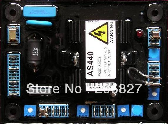 2PCS AS440 Stamford AVR Generator Spare Parts<br><br>Aliexpress