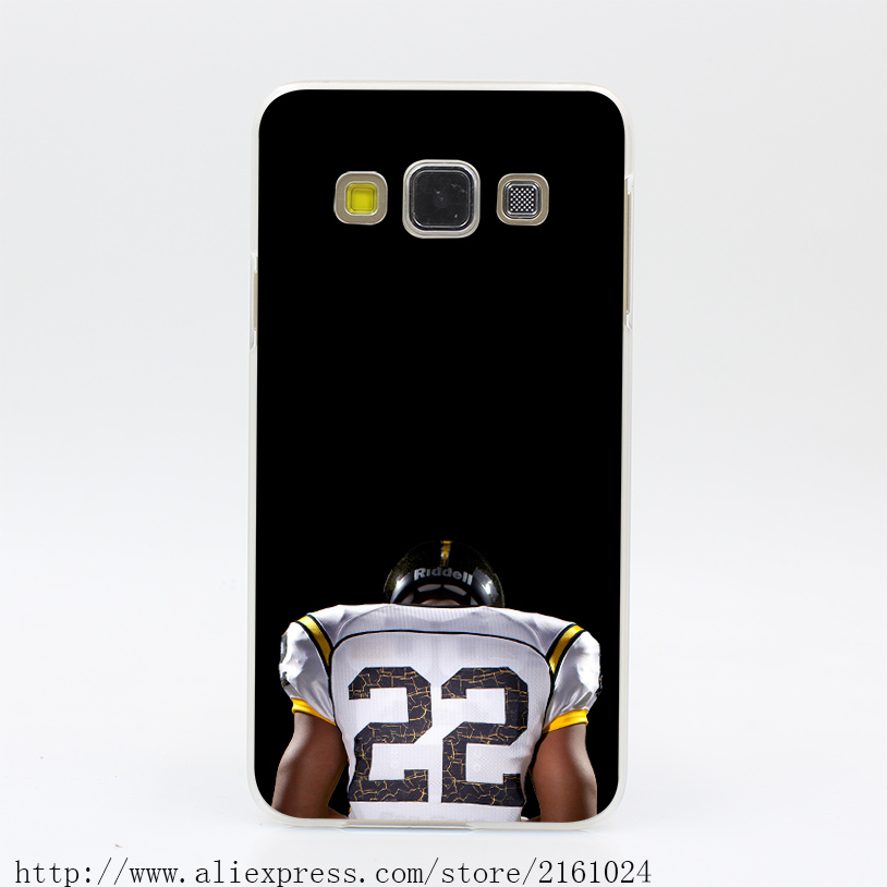 1720U American Football Player Hard Case Cover for Galaxy A3 A5 7 8 J5 7 Note 2 3 4 5 Grand 2 & Prime(China (Mainland))