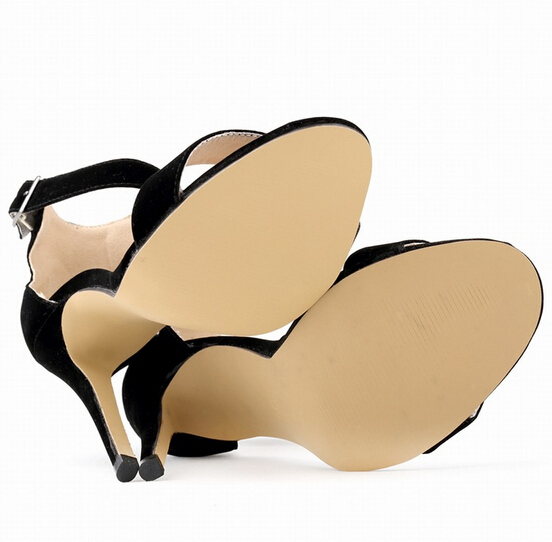 New womens sandals summer 2015 summer sandals open-toed sandals fine with sexy high heels shoes size 35-42