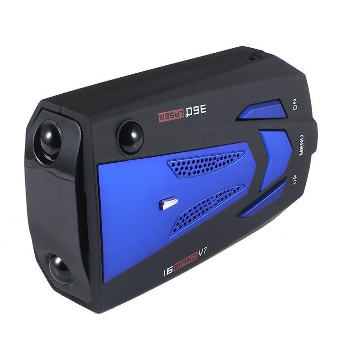 [해외]새로운 블루 & A @ SFYT; 블랙 V7 슈퍼 슬림 차량용 G..