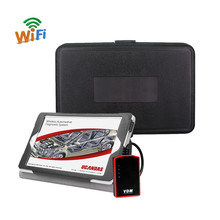 100% Original VDM UCANDAS V3.81 Software Auto Professional Diagnostic Tool Installed On Tablet PC Full Systems Support