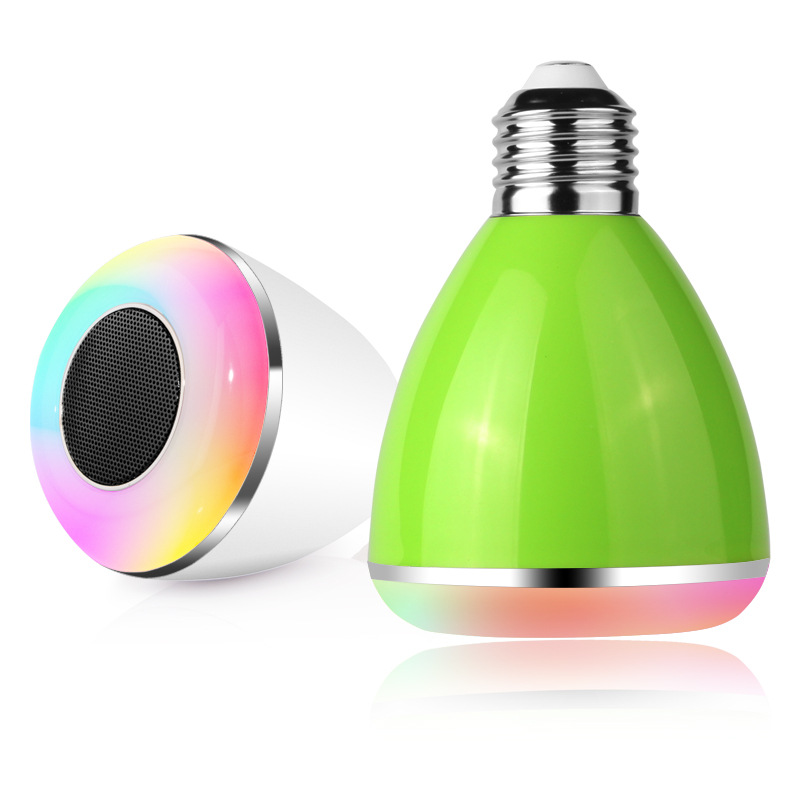 Sailing Bluetooth smart LED bulb lamp control switch with APP intelligent mobile phone speaker<br><br>Aliexpress