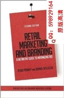 Retail Marketing and Branding: A Definitive Guide to Maximiz(China (Mainland))