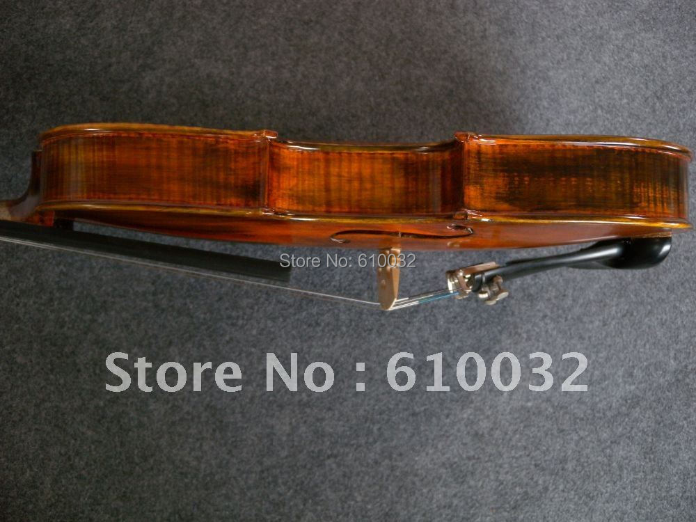 4/4 Old Violin Aged Maple Russian SPruce Pro 205#(China (Mainland))