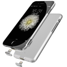 Xlot Portable Phone Battery Charger For Iphone 6 6s Case Backup Charger Cover For Iphone 6 plus 6S plus Power Bank Battery Case