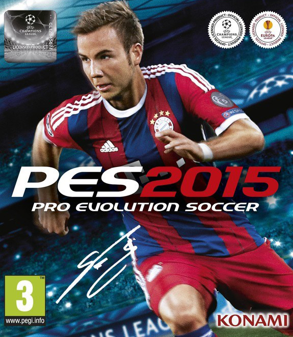 Pro Evolution Soccer 2015 PC Computer game English version,Sports football games(China (Mainland))