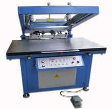 High precision oblique arm flat silk screen font b printer b font glass silk screen font