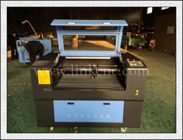 easy operation shoe design laser engraving machine/LXJ9060 laser machine 9060 for medium area engraving or cutting(China (Mainland))