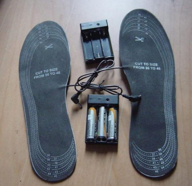 Как сделать чтобы было тепло в обуви 429