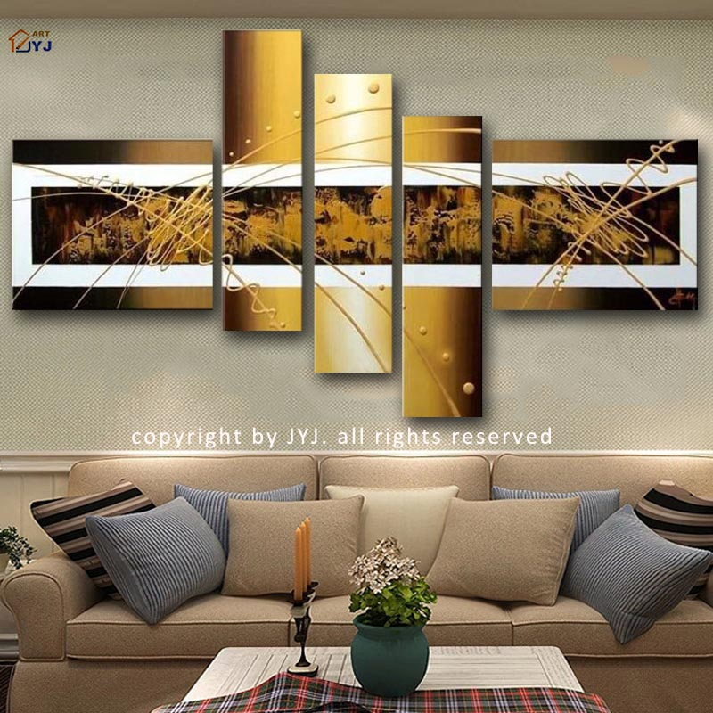 Online Kaufen Großhandel metal painting wall abstract art aus ...